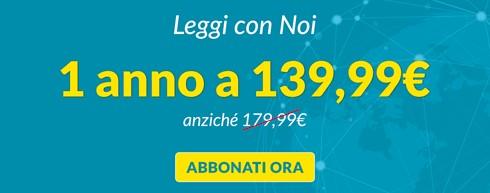 1 anno a 139,99€