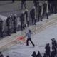 Grecia: ancora scontri