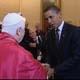 L'incontro di Obama con il Papa