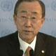 Ban Ki Moon: ''Togliere l'embargo a Gaza''