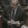 Di Pietro a Berlusconi: ''Ci vergogniamo di lei''