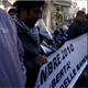 Immigrati manifestano per Scilipoti, ex Idv: ''Questo è un lavoro, ci ha pagato lui''