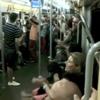 La metro di Napoli e 'Bella Ciao'