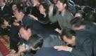 Kim Jong-il, lo strazio dei militari