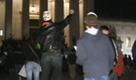 ''Occupy DC'': fumogeno contro la Casa Bianca