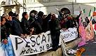 ''Siamo tutti pescatori'', tensioni a Montecitorio