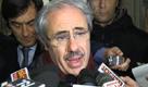 Lombardo dopo l'incontro con Monti: ''Ora fermare le proteste''