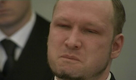 Breivik, le lacrime in aula