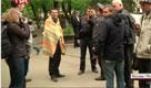 Mosca,  lo sgombero del campo di OccupyAbai