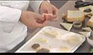 Tartine e canapé al prosciutto crudo