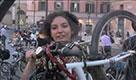 Roma: la campagna per la prima bikesquare d'Italia
