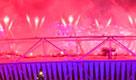 Londra 2012: lo show di luci chiude le Paralimpiadi