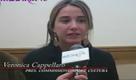 Cappellaro, la consigliera legge le risposte all'intervista