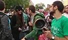 Madrid, Global noise contro l'austerità: in piazza con pentole e coperchi