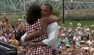 Obama racconta: ''Quell'abbraccio con Michelle...''