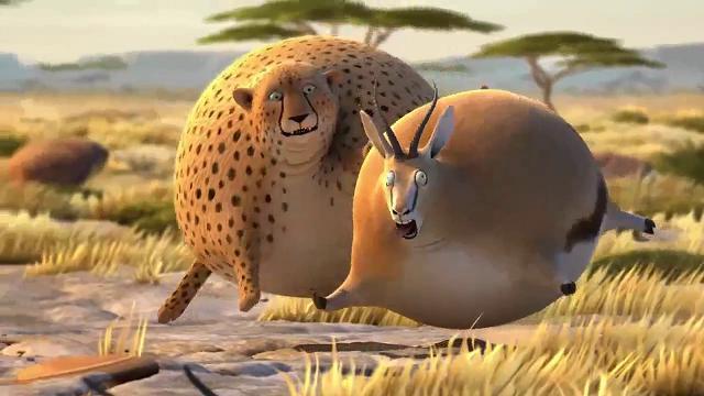Animali obesi il corto animato è un cult repubblica tv