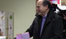 Elezioni 2013, Bersani vota a Piacenza
