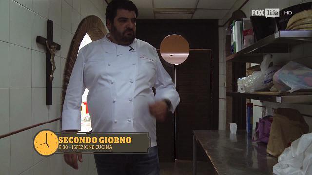 Cannavacciuolo al via cucine da incubo berlusconi io lo - Ristorante borgo antico cucine da incubo ...