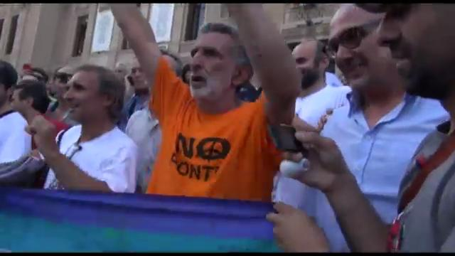 A Messina vince Renato Accorinti, il sindaco No Ponte