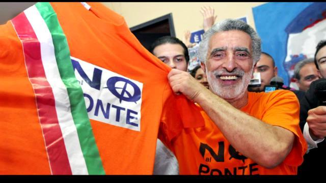 Accorinti: ''Ecco la mia rivoluzione a Messina''