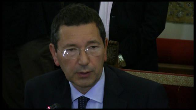 """Marino: """"Problema è di Grillo, ma collaboreremo"""""""