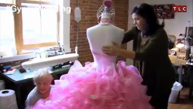 Matrimonio Gipsy Stilista : La regina dei lustrini real time presenta la stilista dei matrimoni