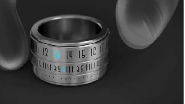 anello orologio