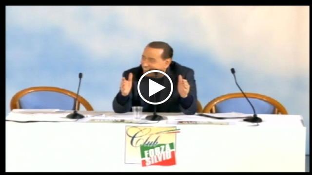 Berlusconi 39 39 da oggi on line il sito forza dud for Sito la repubblica