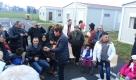 Morandi canta tra i terremotati di Cento