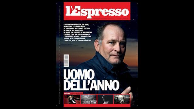 Manfellotto presenta l'Espresso in edicola venerdì 27 dicembre 2013