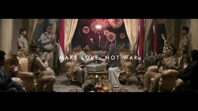 axes make love not war campain essay The slogan, make love, not war became a prominent anti-war phrase in the 1960's that was created by those against america's involvement in the vietnam war it was not just hippies and college students who yelled this phrase throughout the streets but it was also a lot of average american families and.