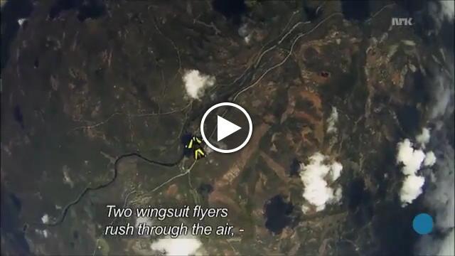 Norvegia il paracadutista e il meteorite un incontro for Meteorite milano