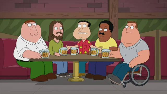 """Griffin, Gesù perde la verginità aiutato da Peter nell'episodio """"2000 anni vergine"""". Le reazioni polemiche su Twitter (FOTO)"""