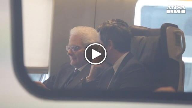 Treno e tram lo stile informale del capo dello stato for Stile architettonico del capo cod