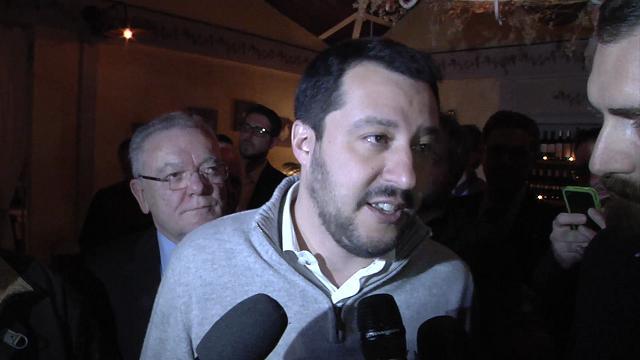 Salvini: ''Dimostrerò che la nostra deriva a destra è positiva''