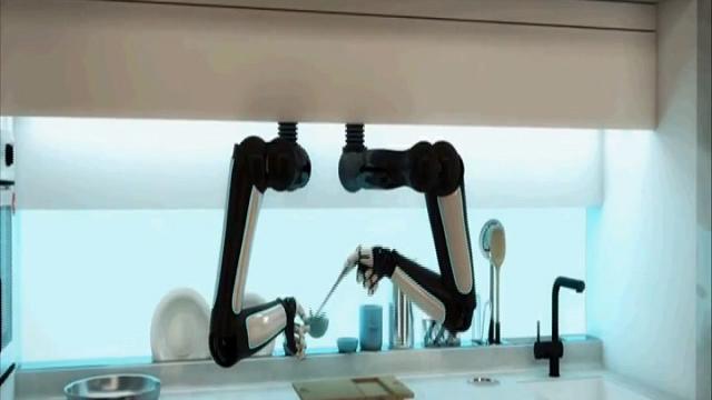 In arrivo il robot che cucina: impara i movimenti dagli chef ...