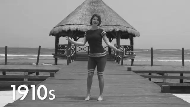 Bikini revolution: in 2 minuti più di un secolo di moda da mare ...