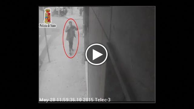 Ufficio Postale A Palermo : Palermo sei rapine in un mese arrestato il bandito che