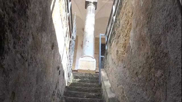 Palermo, viaggio nei segreti di Palazzo Marchesi - Repubblica Tv ...