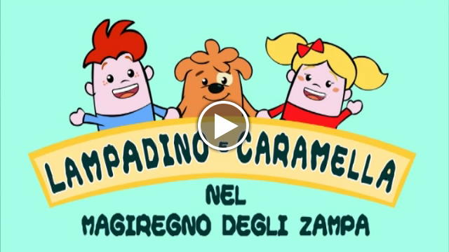 Cartoon able il primo cartone animato per bambini