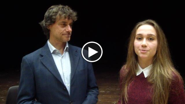 Matrimonio Romano Alberto Angela : Alberto angela parla di san pietro video messaggero veneto