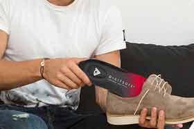 Ces 2016: DigitSole, la scarpa intelligente che conta i passi