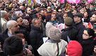 Unioni civili, anche i candidati alle primarie in piazza cantano 'L'inno alla gioia'