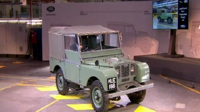 Anteprima: Land Rover svela il nuovo Discovery