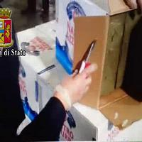 Cagliari, maxi sequestro di hashish: 300 kg nelle scatole della birra