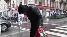 Milano: dopo le polemiche, il gazebo della comunità cinese costretto a chiudere