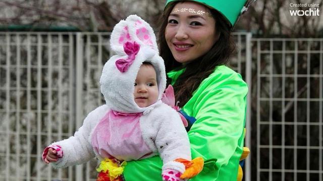 Maschere, voli e carri: è Carnevale mania