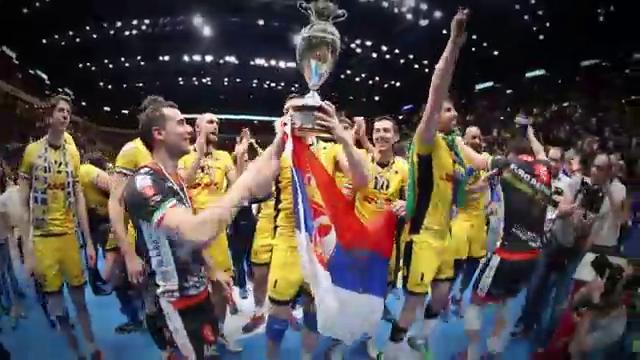 Coppa Italia a Modena Volley: il video della vittoria