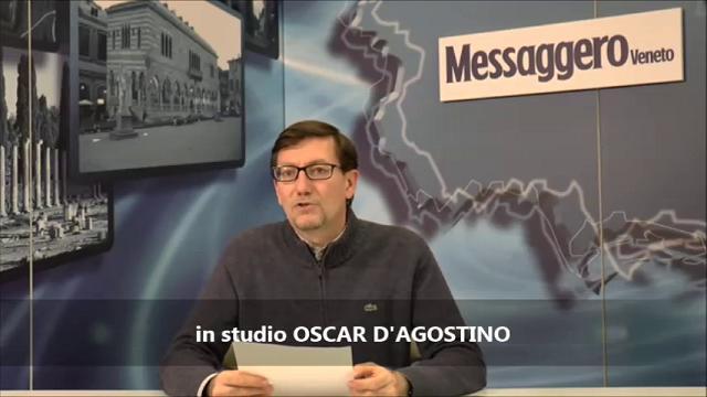 Anteprima, il Messaggero Veneto in edicola