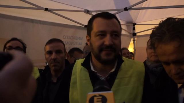 Salvini, frase shock De Paoli: ''Se l'ha detta ha dei problemi''
